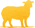Footer Logo - Golden Lamb - Shop